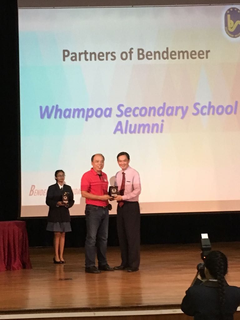 Partners of Bendmeer - Speech Day